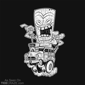 Tiki Rod T-Shirt