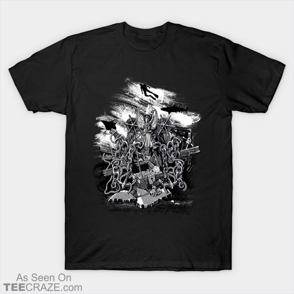 Treasures Of The Deep T-Shirt