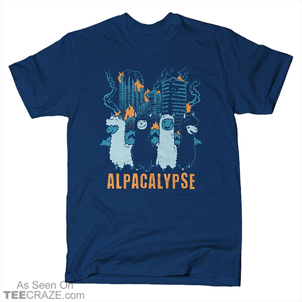 Alpacalypse T-Shirt