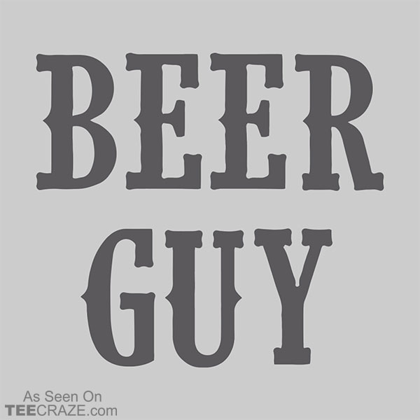 Beer Guy T-Shirt