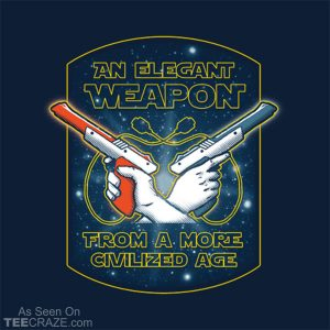 Elegant Weapon T-Shirt
