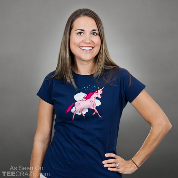 F Unicorn T-Shirt