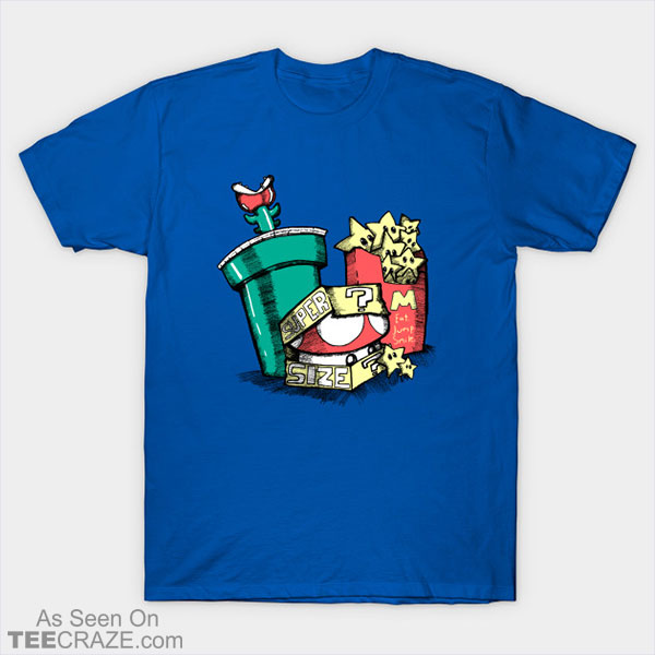 Fast Food Kingdom T-Shirt