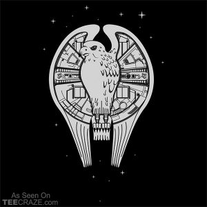 Fastest Falcon In The Universe T-Shirt