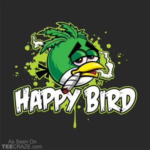 Happy Bird T-Shirt