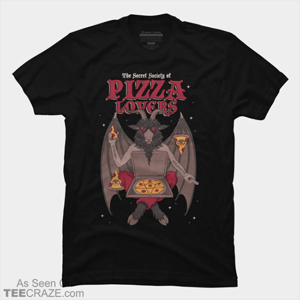 Pizza Lovers T-Shirt