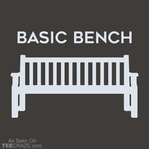 Basic Bench T-Shirt
