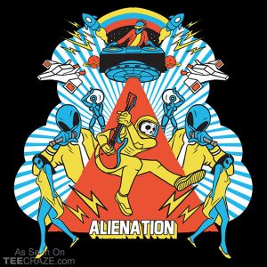 Alienation Groove T-Shirt