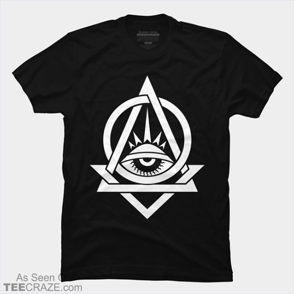 All Stoned Eye T-Shirt