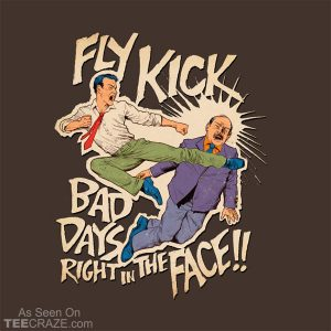 Fly Kick T-Shirt
