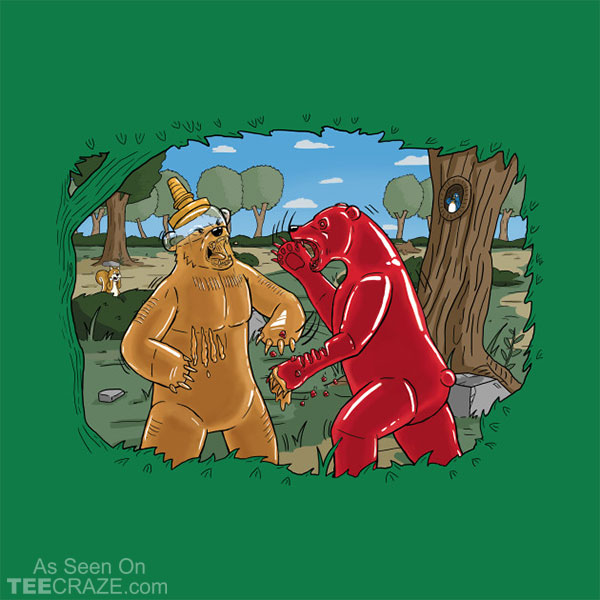 Honey Versus Gummy T-Shirt
