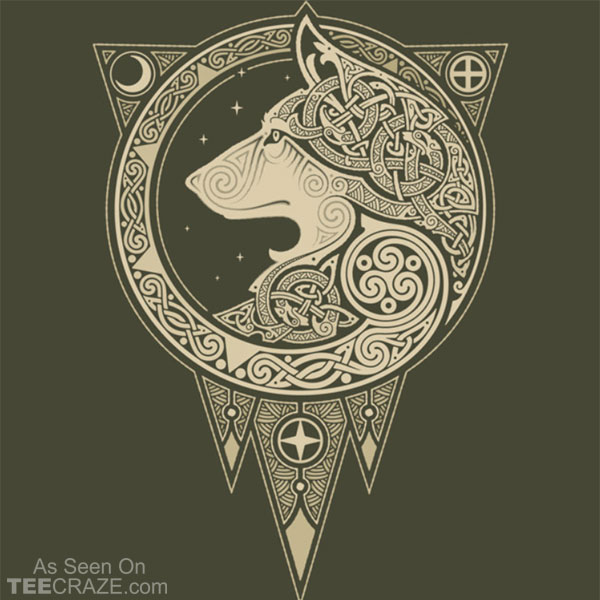 Norse ULV T-Shirt