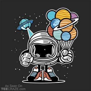 Out Of This World Gift T-Shirt
