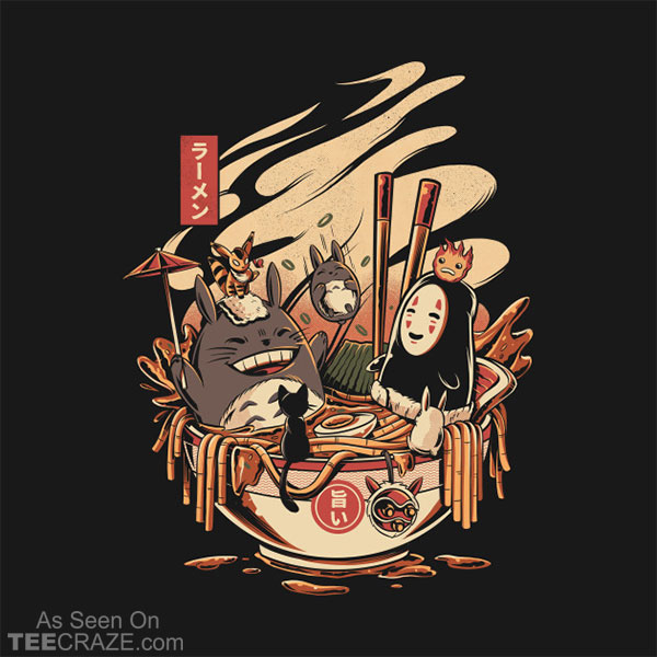 Ramen Pool Party T-Shirt