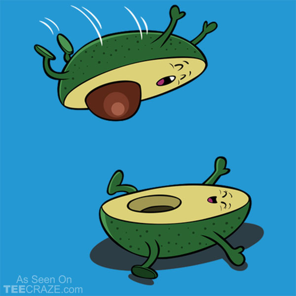The Avocado Jump T-Shirt