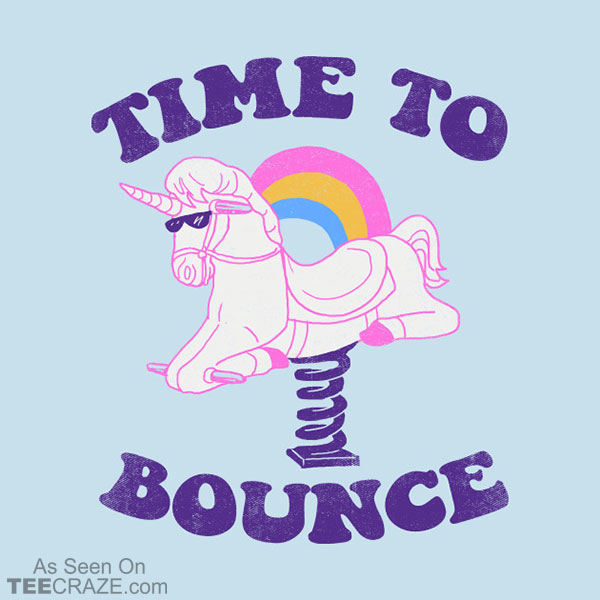Time To Bounce T-Shirt