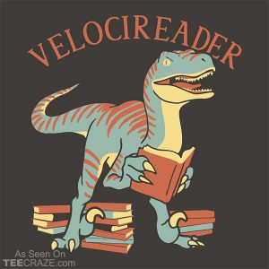 Velocireader T-Shirt