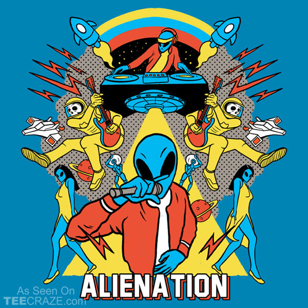Alienation T-Shirt