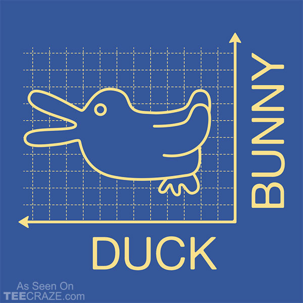 Duck Or Bunny T-Shirt
