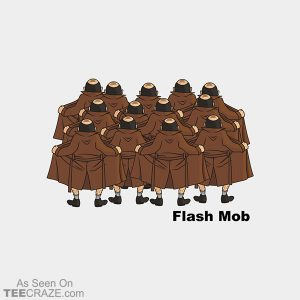 Flash Mob T-Shirt