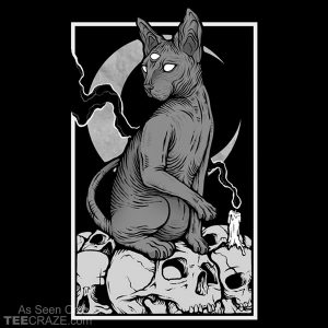 Occult Cat T-Shirt