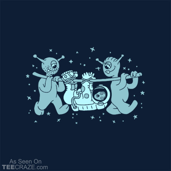 Space Hunting T-Shirt