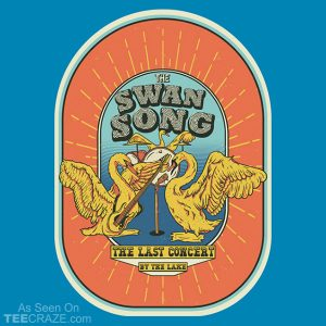 The Swan Song T-Shirt