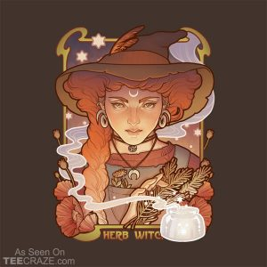 Herb Witch T-Shirt