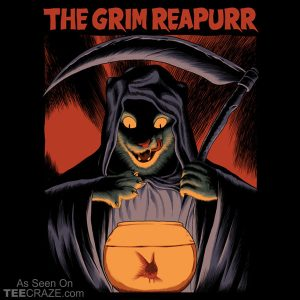 The Grim Reapurr T-Shirt
