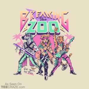 Breaking The Zoo T-Shirt