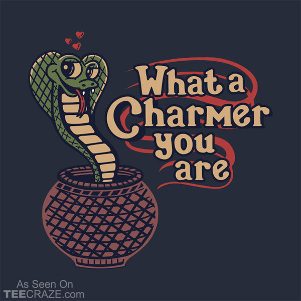Charmed I'm Sure T-Shirt