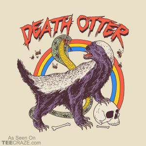Death Otter T-Shirt