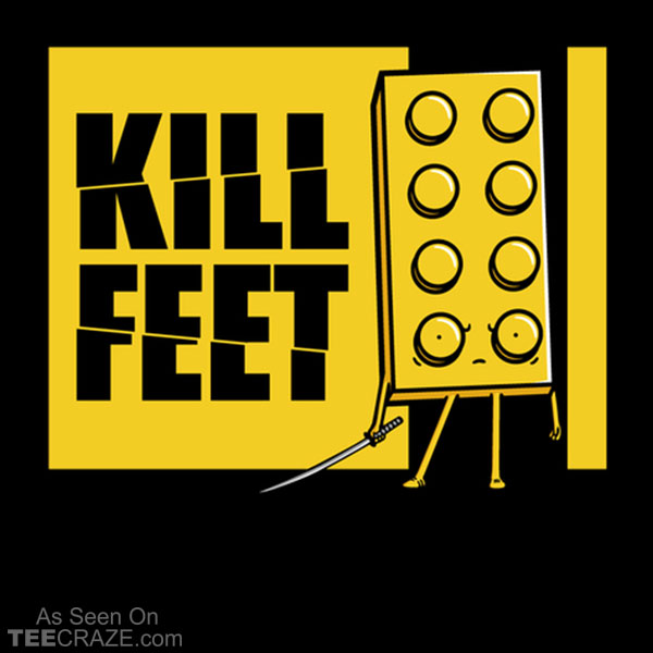 Kill Feet T-Shirt