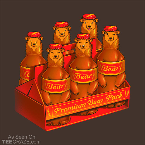 Pack Of Bears T-Shirt