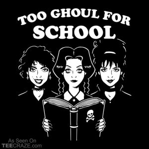 School Ghouls T-Shirt
