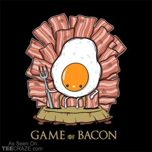 Bacon Game T-Shirt