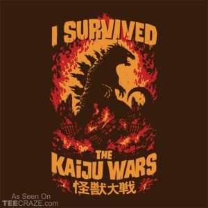 Kaiju Wars T-Shirt