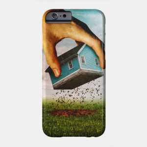 Pluck Phone Case