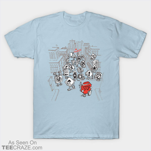 Red Means Go T-Shirt