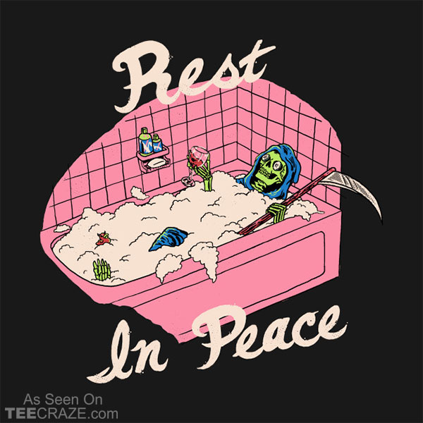 Rest In Peace T-Shirt