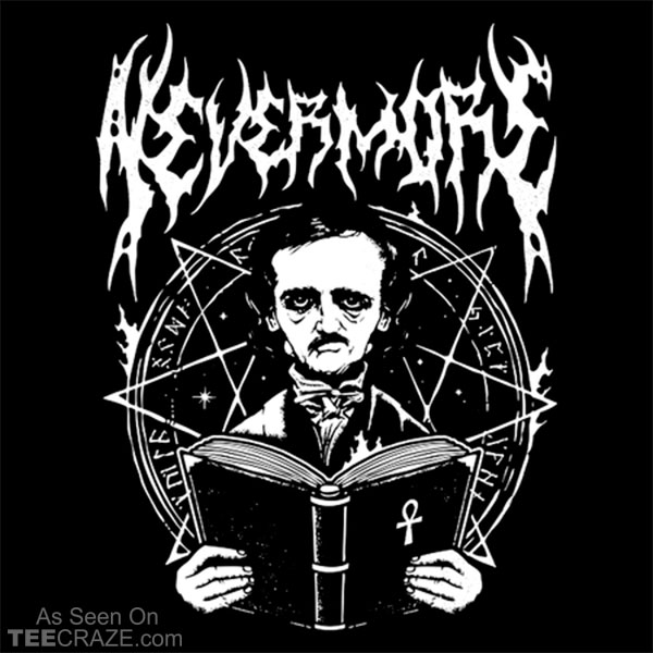 Rocking Nevermore T-Shirt