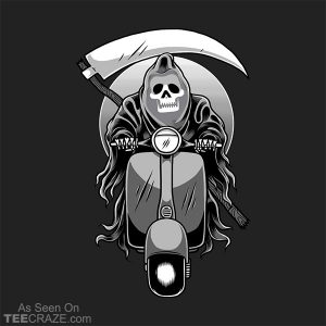 Scooter Reaper T-Shirt
