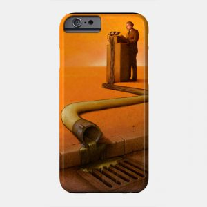 Speech Phone Case