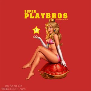 Super Playbros T-Shirt