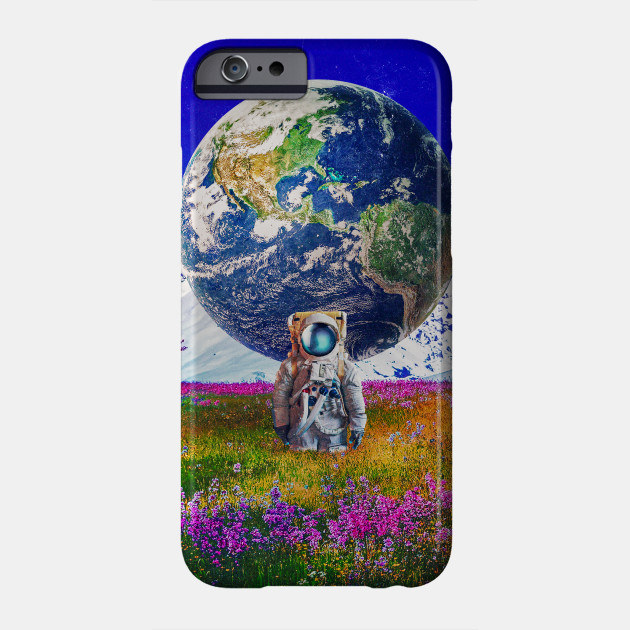 The World Behind Phone Case