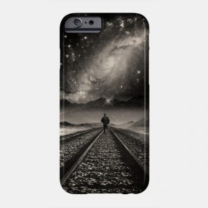 Toward The Yesterdays Phone Case