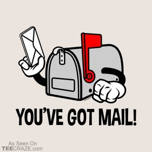 You've Got Mail T-Shirt