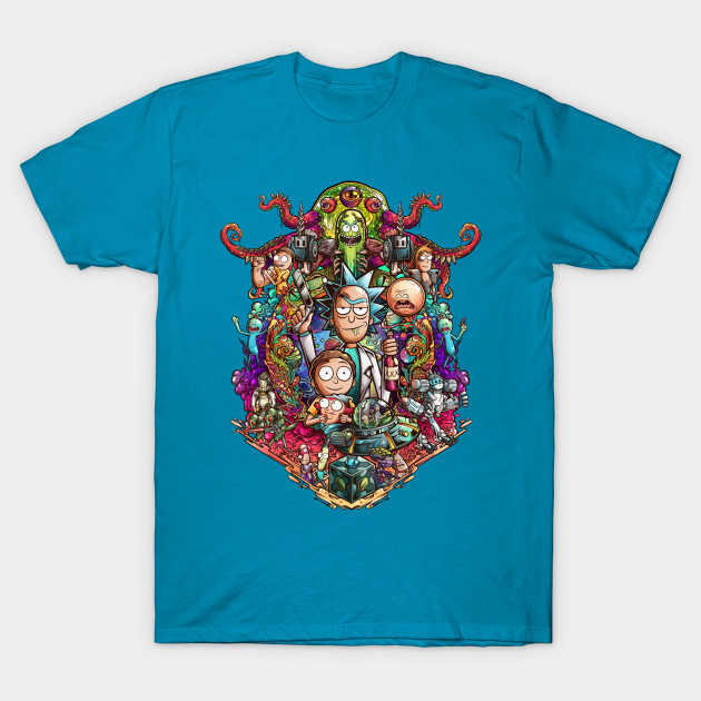 Buckle Up Morty T-Shirt