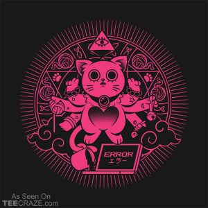 Cat God T-Shirt