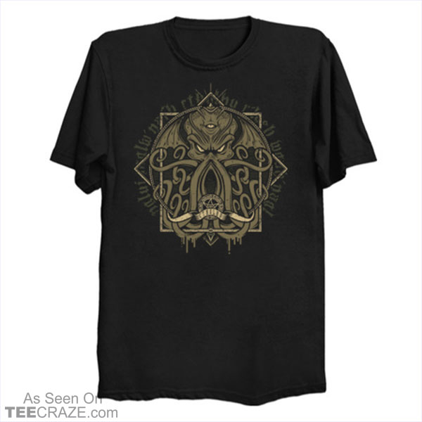 Cthulhumicon T-Shirt